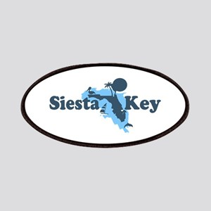 Siesta Key - Map Design. Patches