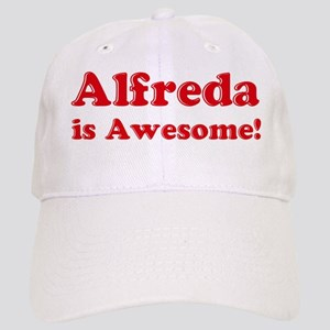 Alfreda is Awesome Cap