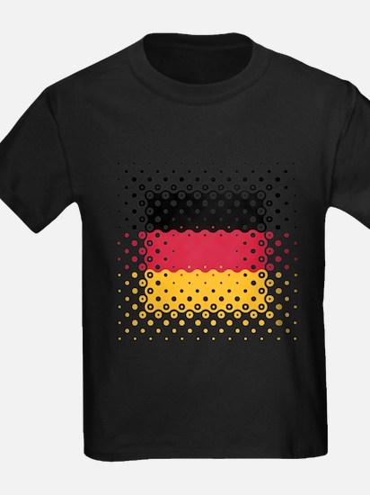 Flag of Germany / Deutschlandflagge T