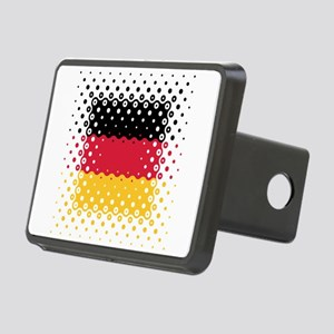 Flag of Germany / Deutschlandflagge Rectangular Hi