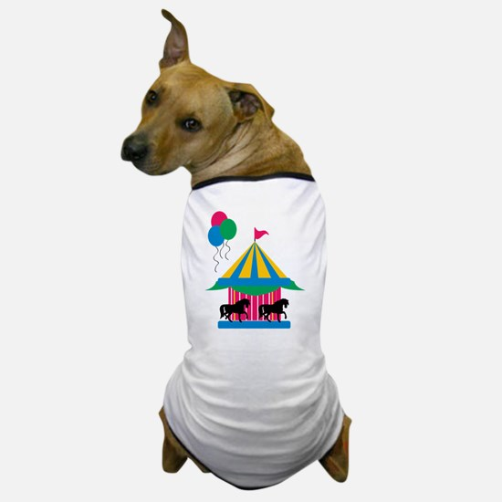Carousel Dog T-Shirt