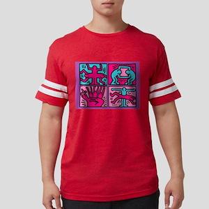 pop art Mens Football Shirt