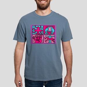 pop art Mens Comfort Colors Shirt