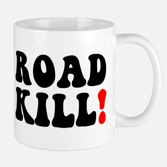 ROAD KILL! - REDNECK - LOWER CLASS CITIZEN! Small
