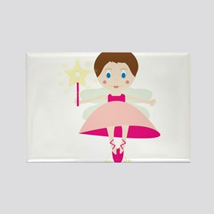 Tooth Fairy Rectangle Magnet