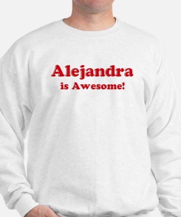 Alejandra is Awesome Jumper
