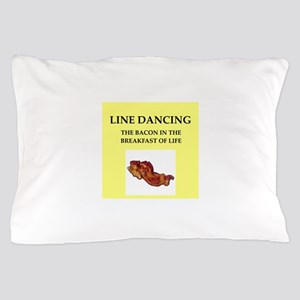 line dancing Pillow Case
