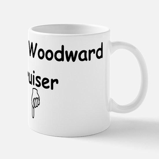 Future Woodward Cruiser Mug