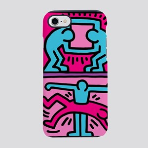 pop art iPhone 7 Tough Case
