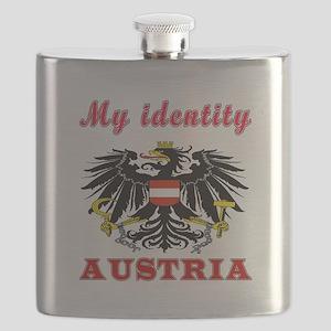 My Identity Austria Flask