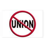 Anti-Union Postcards (Package of 8)