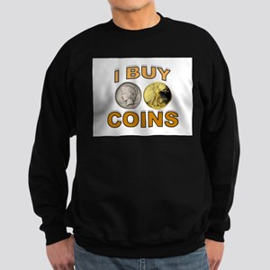 COIN BUYER Sweatshirt