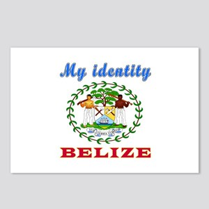My Identity Belize Postcards (Package of 8)