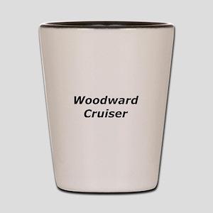 Woodward Cruiser Shot Glass