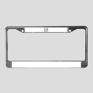 My Identity Botswana License Plate Frame
