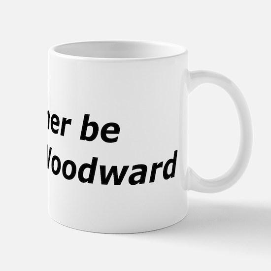 Id Rather Be Cruising Woodward Mug
