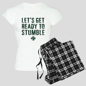 Ready to Stumble Women's Light Pajamas