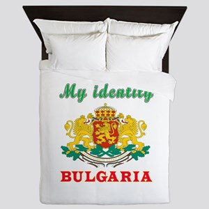 My Identity Bulgaria Queen Duvet