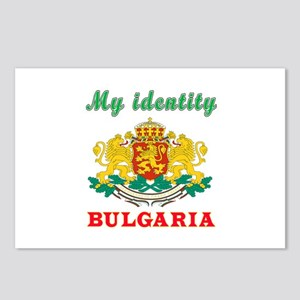 My Identity Bulgaria Postcards (Package of 8)