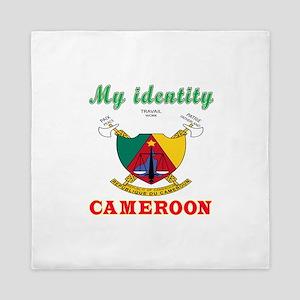 My Identity Cameroon Queen Duvet