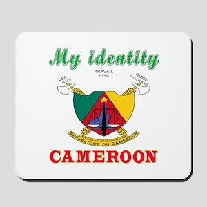My Identity Cameroon Mousepad