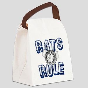rr-shirt Canvas Lunch Bag