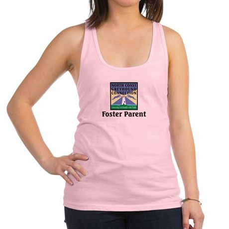 NCGC Foster Parent Racerback Tank Top