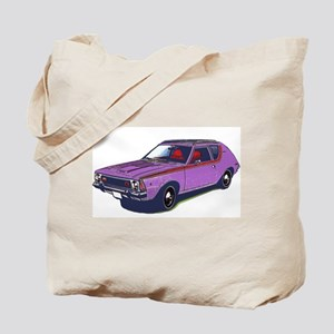 Purple Gremlin Tote Bag