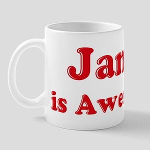 Janet is Awesome Mug