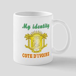 My Identity Cote divoire Mug