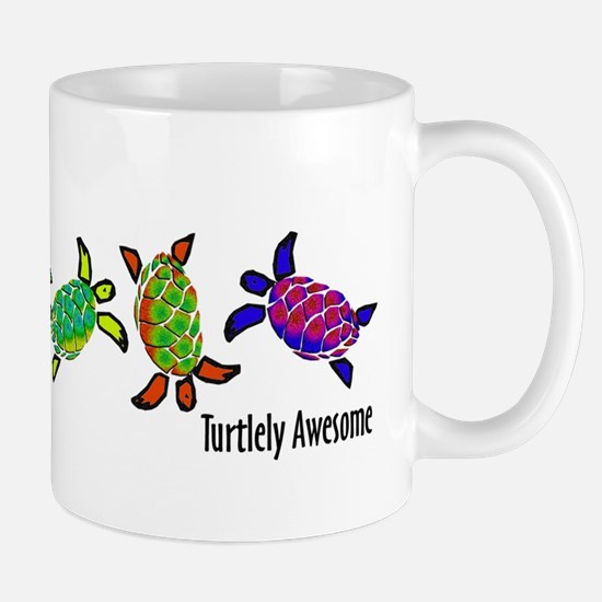 Turtlely Awesome Mug