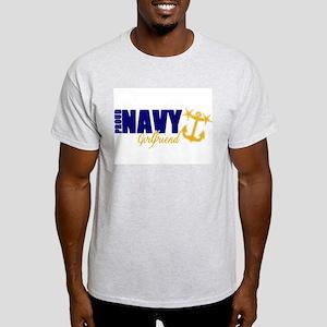 Proud Navy Girlfriend! T-Shirt