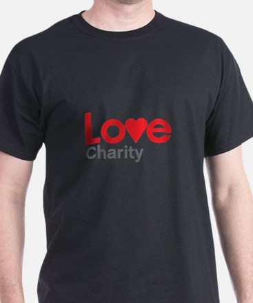 I Love Charity T-Shirt