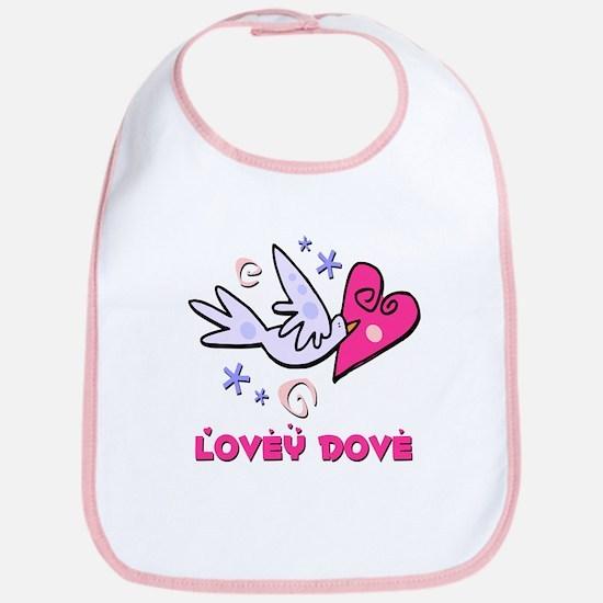 Lovey Dove Bib
