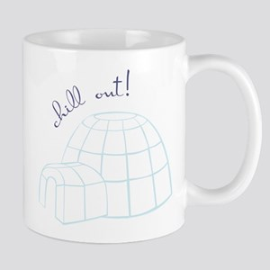 Chill Out Igloo Mug