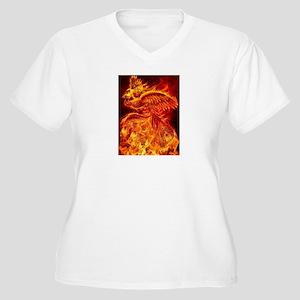 Phoenix Rising Plus Size T-Shirt