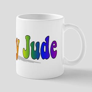 Hey Jude t-shirt front Mug