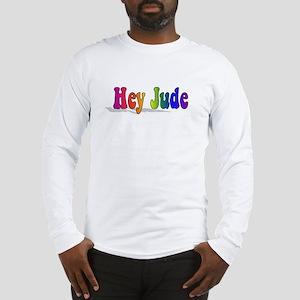 Hey Jude t-shirt front Long Sleeve T-Shirt