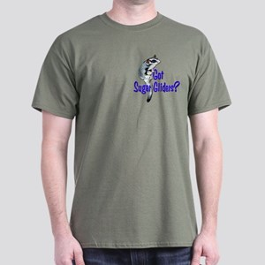 Sugar Glider Pocket Dark T-Shirt