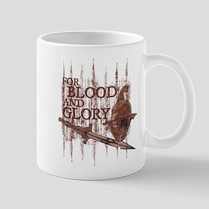 For Blood and Glory Mug