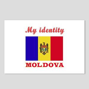 My Identity Moldova Postcards (Package of 8)