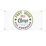 Clancys Pub and Restaurant Banner