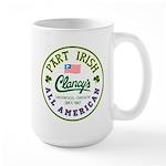 Clancys Pub and Restaurant Mug