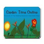 Garden Time Online Mousepad