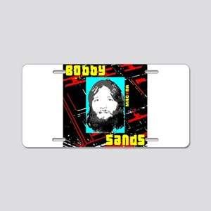 Bobby Sands Aluminum License Plate