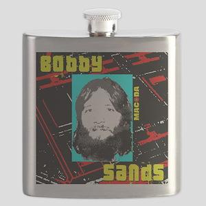 Bobby Sands Flask