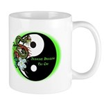 Jasmine Dragon Coffee Mug