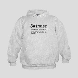 Swimmer Hoodie