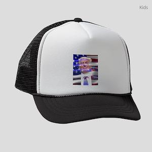 trump 2016 Kids Trucker hat