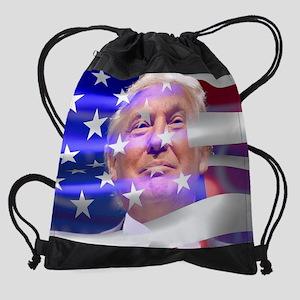 trump 2016 Drawstring Bag